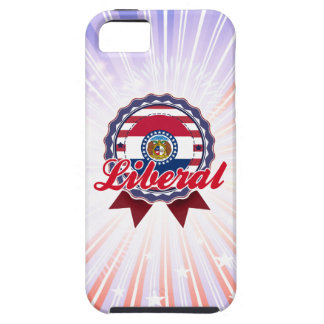 Liberal, MO iPhone 5 Cover