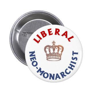 Liberal Neo-Monarchist button