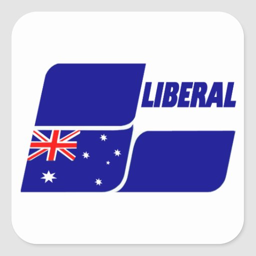 Liberal Party of Australia 2013 Stickers