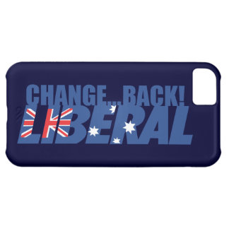 Liberal Party of Australia iPhone 5C Cases