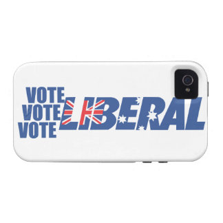 Liberal Party of Australia Case-Mate iPhone 4 Case