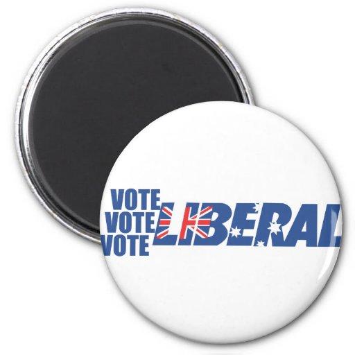 Liberal Party of Australia Fridge Magnet