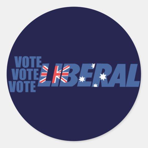 Liberal Party of Australia Sticker