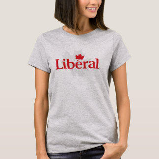Liberal Party of Canada Logo T-Shirt