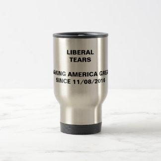 Liberal Tears - Donald Trump Post Election Mug