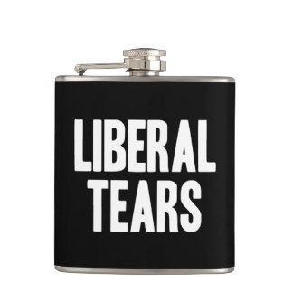Liberal Tears Flask