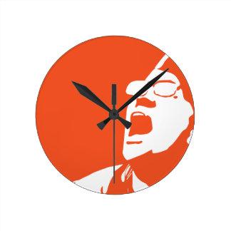 Liberal Tears Salt Mines Round Clock