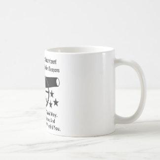 Liberals Say The 2nd Amendment Does Not Apply Coffee Mug