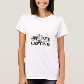 liberate the inslaved T-Shirt