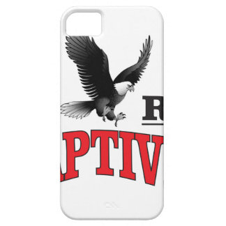 liberate the slaves bird barely there iPhone 5 case