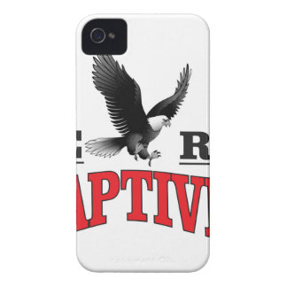liberate the slaves bird iPhone 4 Case-Mate cases