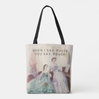 Liberated Woman's Songbook Tote Bag