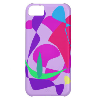 Liberation African Violet iPhone 5C Covers