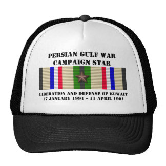 Liberation & Defense Of Kuwait CAMPAIGN Cap