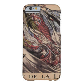 Liberation loan (1918)_Propaganda poster Barely There iPhone 6 Case