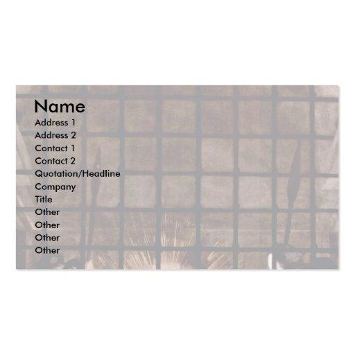 Liberation Petri Detail By Raffael (Best Quality) Business Card Templates