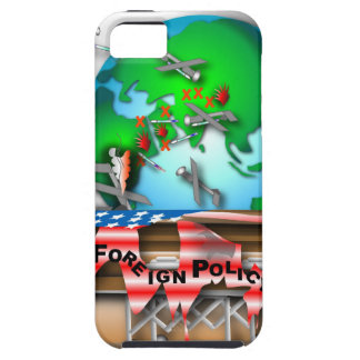 Liberation Savings Time iPhone 5 Cover