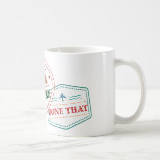 Liberia Been There Done That Coffee Mug