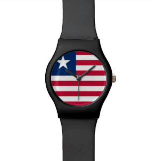 Liberia Flag Watch