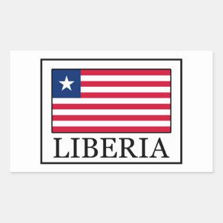 Liberia sticker