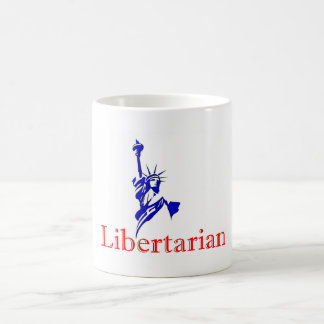Libertarian coffee mug