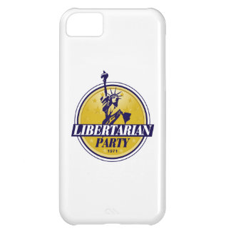 Libertarian Party Logo Politics iPhone 5C Case