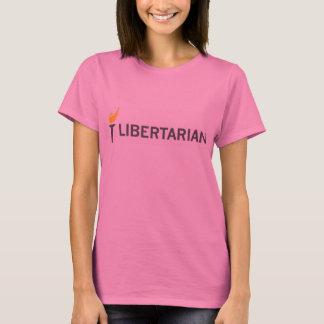 Libertarian Party Logo Tee, With LP T-Shirt