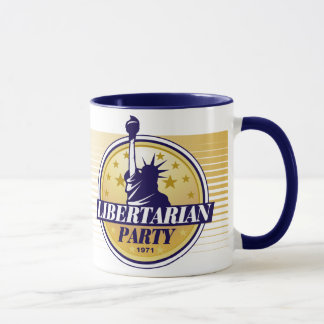 Libertarian Party Mug
