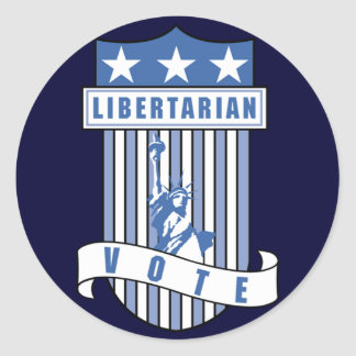 Libertarian Party Stickers