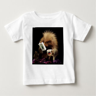 Libertarian Porcupine Mascot Civil Disobedience Baby T-Shirt