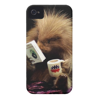 Libertarian Porcupine Mascot Civil Disobedience iPhone 4 Covers