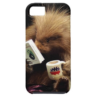 Libertarian Porcupine Mascot Civil Disobedience iPhone 5 Cases