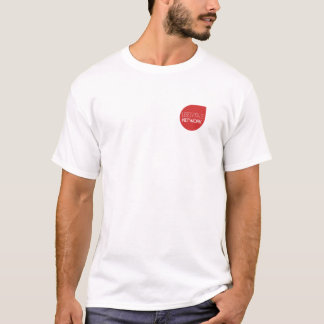 "Libertas T-Shirt White ""A YouTube Network for G..."