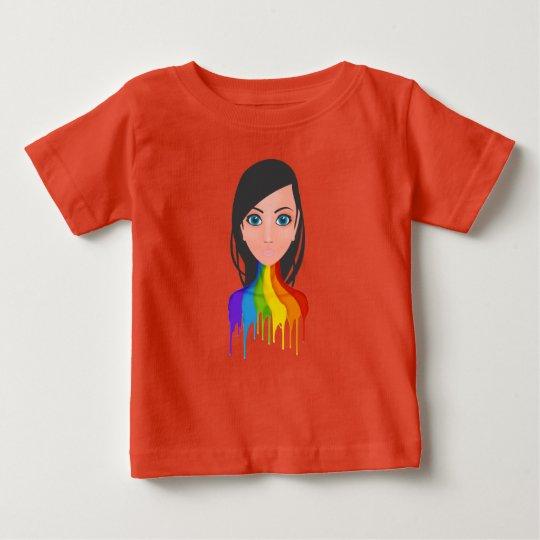 Liberte its creativity baby T-Shirt