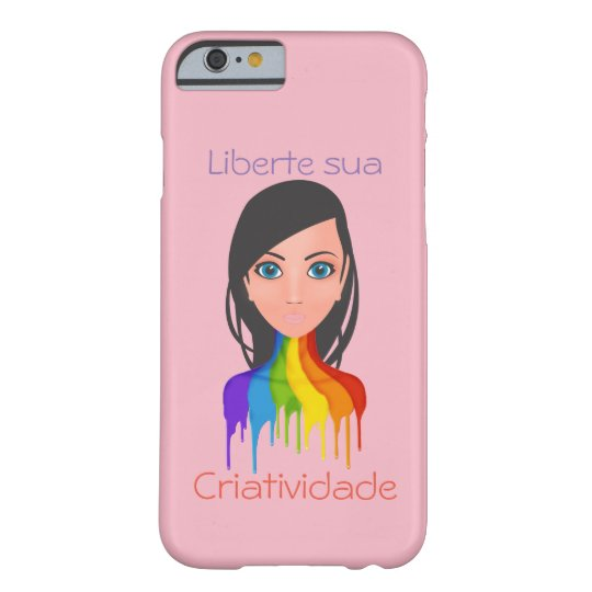Liberte its creativity barely there iPhone 6 case