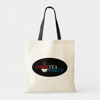 Libertea Party Tote Bags