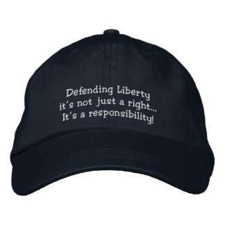Liberties Embroidered Hat