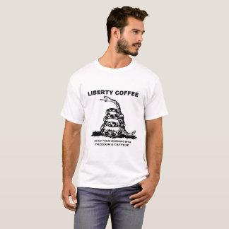 Liberty and Caffeine Tee