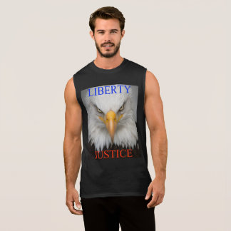 Liberty And Justice Sleeveless Shirt
