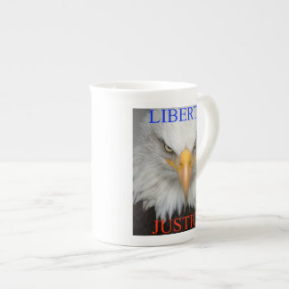 Liberty And Justice Tea Cup