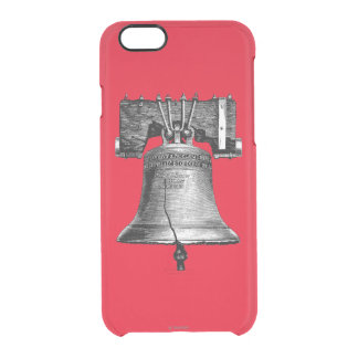 Liberty Bell, 19Th Century Clear iPhone 6/6S Case