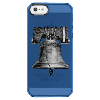 Liberty Bell, 19Th Century Clear iPhone SE/5/5s Case