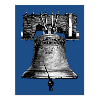 Liberty Bell, 19Th Century Postcard