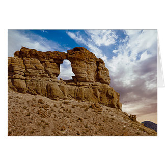 Liberty Bell Arch, Arizona, Lake Mead NRA, Blank Card