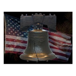 Liberty Bell Postcard