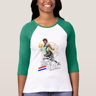 Liberty Blaze 3/4 Sleeve Raglan T-Shirt