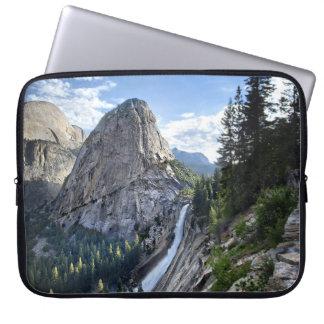 Liberty Cap and Nevada Fall - John Muir Trail Laptop Sleeve