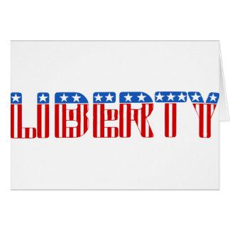 Liberty Card