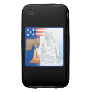 Liberty Tough iPhone 3 Case