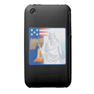 Liberty iPhone 3 Case-Mate Case